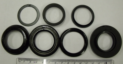 "Dahon Headset integrated 1 11/8"" suits many models"