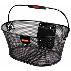 Rixen Kaul Mesh Basket  Black   - Bracket not included