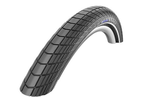 Schwalbe Big Apple 20x2.00 with Reflective Sidewall & KevlarGuard