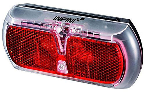 Infini Apollo Rear Carrier Light that suits Dahon, Tern and Bickerton Rear Carriers