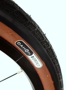 Dahon Rotolo Tyre 20 X 1.,75  ALL BLACK