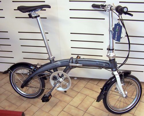Dahon Custom Built Curve SL5  Magnesium  Lighter Weight Model