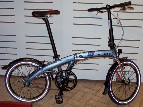 Dahon Custom MuXL 2-Speed Auto Graphite/Silver