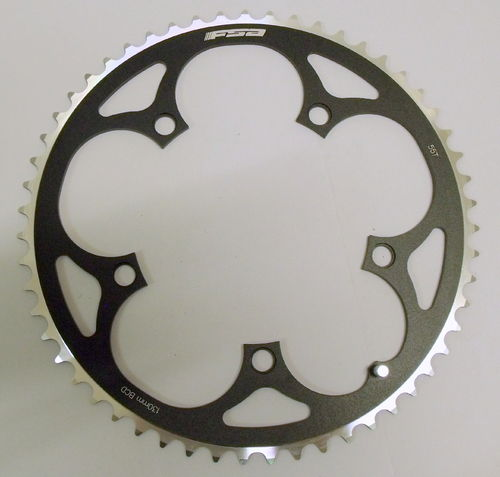Dahon/Tern FSA  Outer Chainring 130mm BCD 55T Black