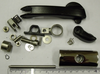 Dahon Frame Latch Repair Kit  09- on Aluminium Frames Black