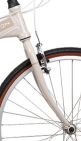 "Dahon Espresso Front Fork 20"" Large (Special Price)"