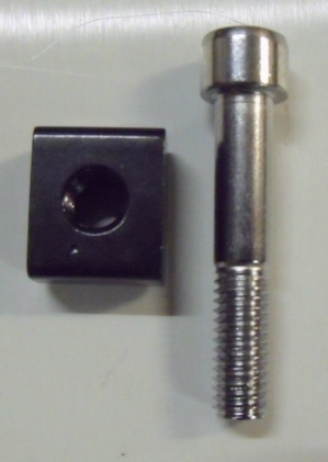 Dahon Biologic Postpump Replacement  Bolt for Early Postpump 7mm WITHOUT NUT SHOWN