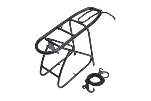 Tern Rear Loader  G2 Rack Aluminium Black