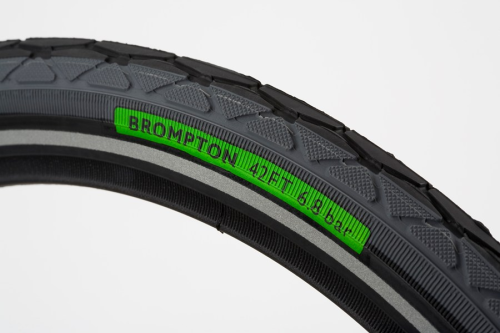Brompton HP Tyre with Kevlar  (Quantity 1)