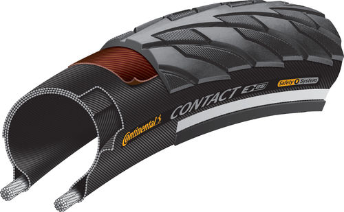 Continental Contact 20 x 1.40   37 - 406  Safety System