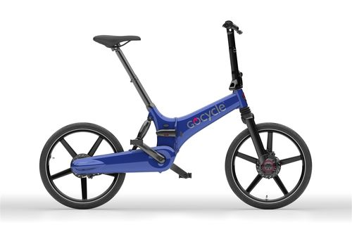Gocycle GX Folding Blue