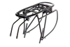 Tern Rear Cargo Rack Aluminium Black - Also suits Dahon