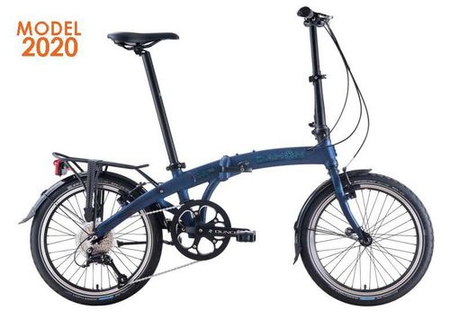 Dahon Mu D9  Matt Blue 2020 model