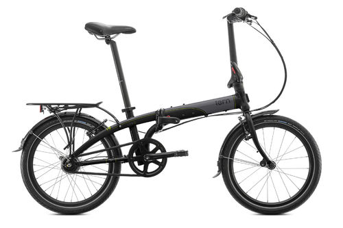 Tern Link D7i Black/Grey