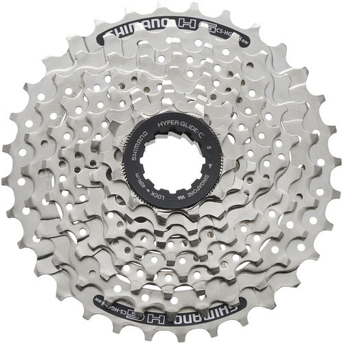 Shimano  Cassette 8 Speed 11 - 30 Teeth