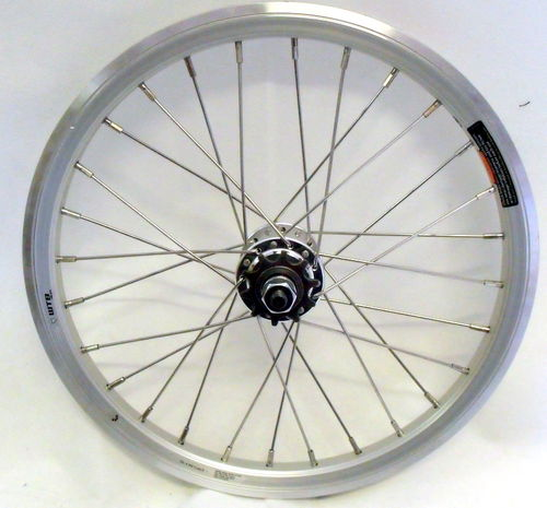 Dahon Jifo  Rear Wheel Black