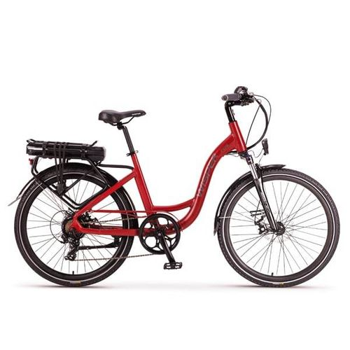 Wisper 705  36v 250w Electric Bike  Red