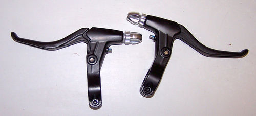 Dahon Eezz D3 Brake Levers Pair Black