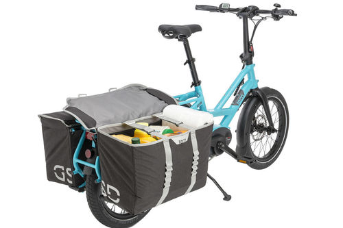 Tern Cargo Hold Panniers for GSD