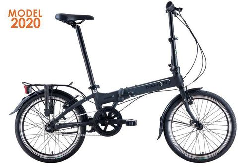 Dahon Mariner I7 2020 Matt Black