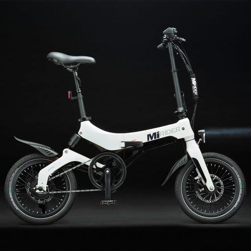 MiRider One  White 3rd Generation