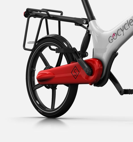 Gocycle Rear Rack