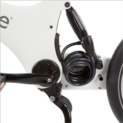Gocycle Shock Lock