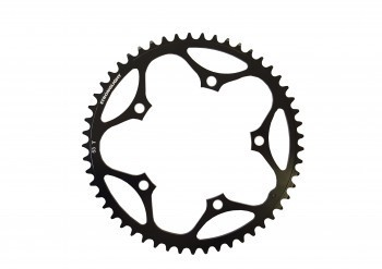 Dahon/Tern Stronglight  Outer Chainring 130mm BCD 52T Black