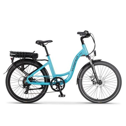 Wisper 705  36v 250w Electric Bike  Blue