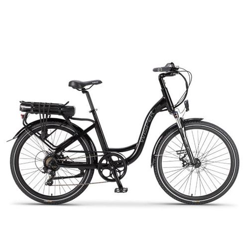 Wisper 705  36v 250w Electric Bike 575w Battery  Black