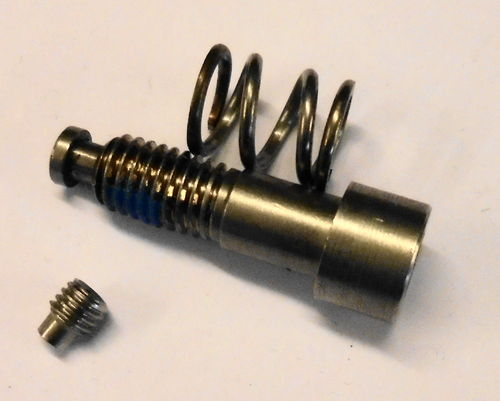 Dahon Cadenza/Matrix Frame Joint Hinge Lower Bolt  with Spring and Grub Screw